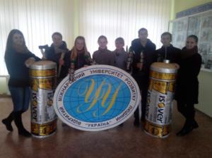Допомога студентів ВНЗ українській армії