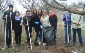 Міська акція «Чистий берег», 2011 р. та 2013 р.