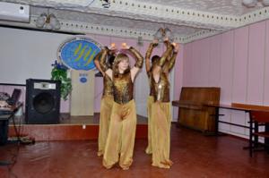 Танцювальний колектив дарує свою майстерність